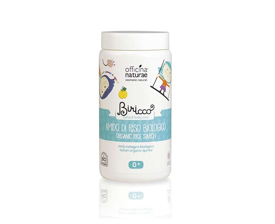 Officina Naturae Bio ryžový škrob 100 g