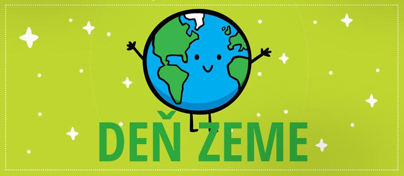 22. apríl Deň Zeme