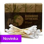 Bambusové vatové tyčinky 200 ks