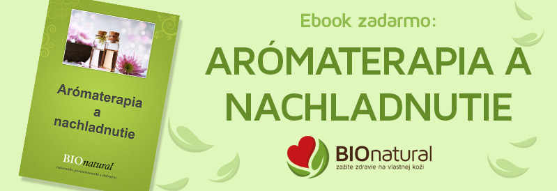 Ebook zadarmo: arómaterapia a nachladnutie