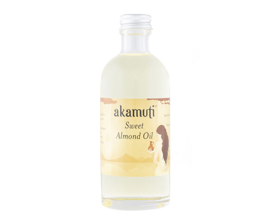 Akamuti Mandľový olej 100 ml