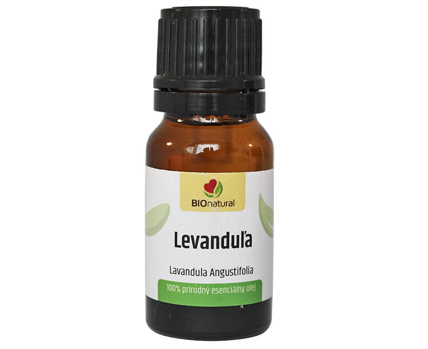 Bionatural Levanduľa, éterický olej 10 ml