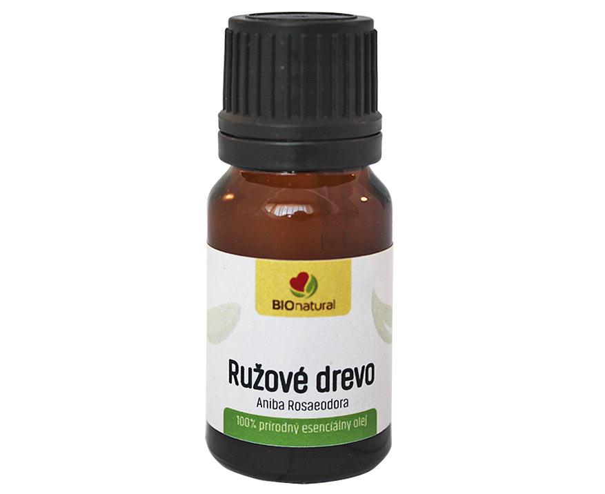 Bionatural Ružové drevo, éterický olej 10 ml