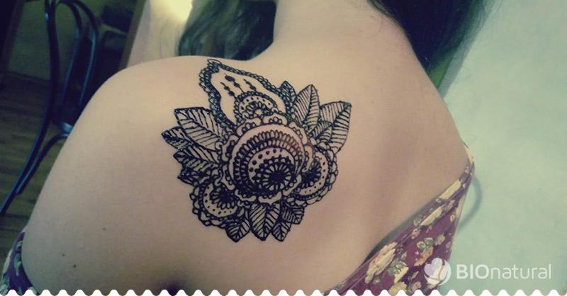 Tetovanie hennou s LaurelArt