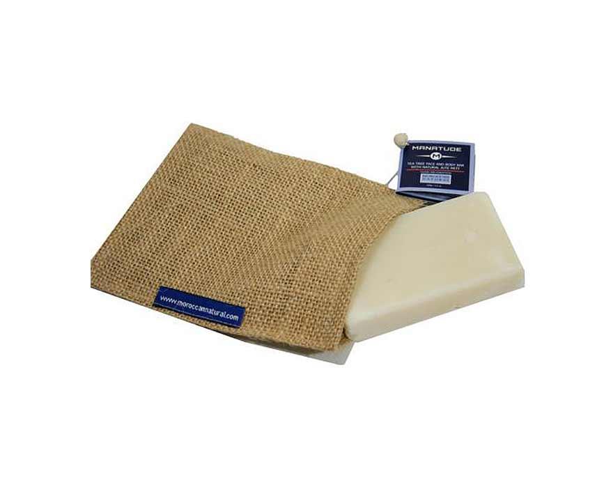 Moroccan Natural Manatude - mydlo pre mužov 100 g