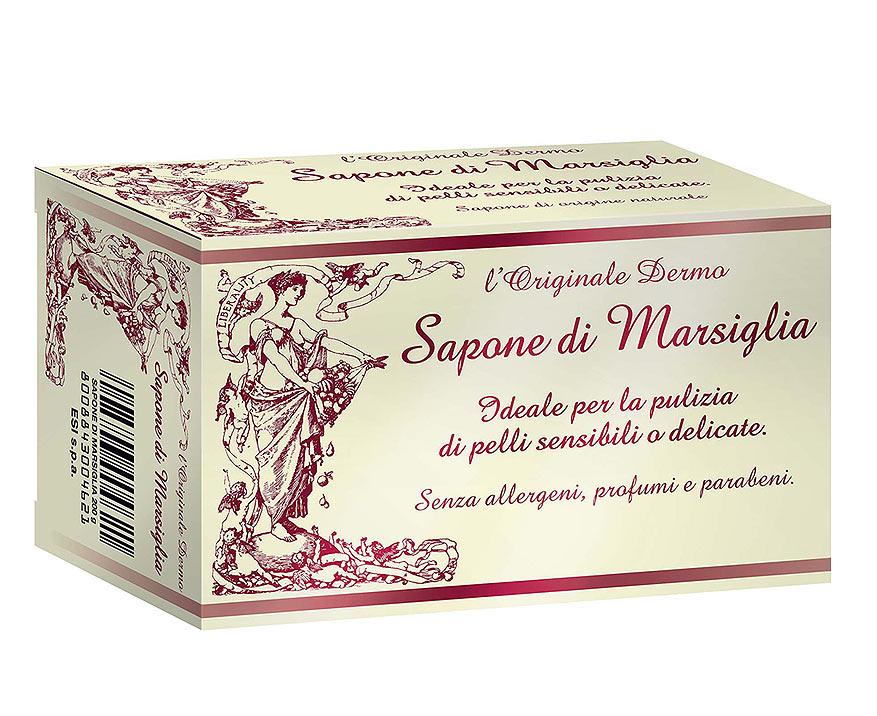 ESI Marseillské mydlo olivové 200 g