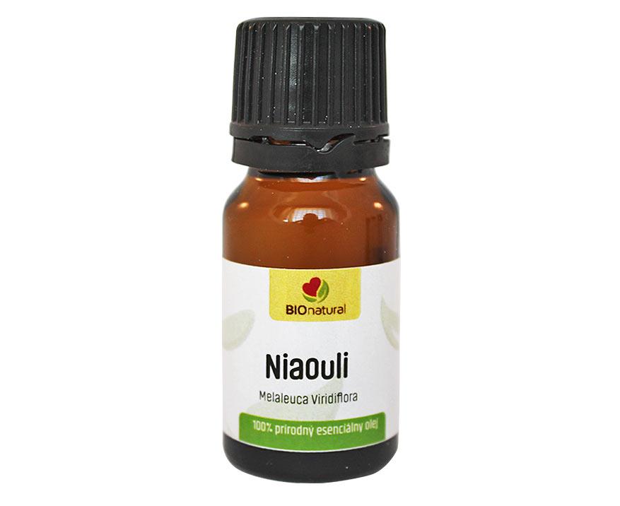 Bionatural Niaouli, éterický olej 10 ml