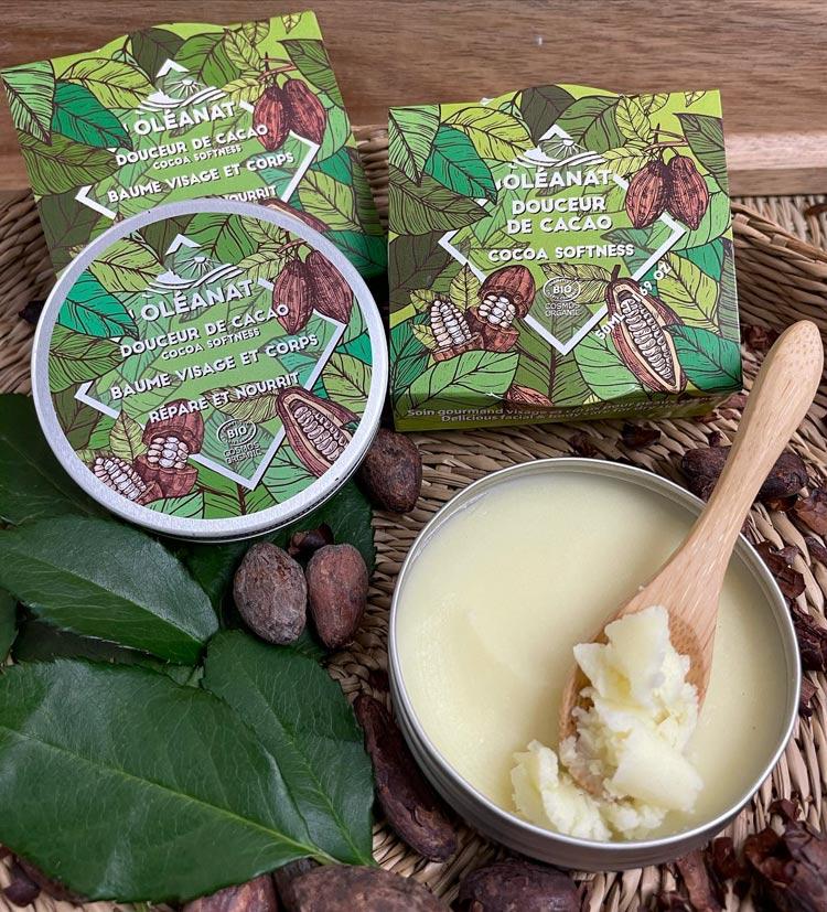 Bio balzam s kakaovým maslom 50 ml