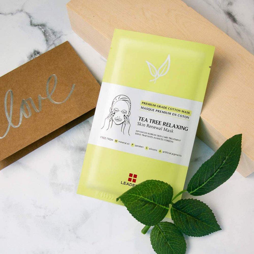 Maska Tea Tree na upokojenie pleti 25 ml
