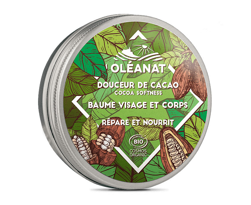 Oléanat Bio balzam s kakaovým maslom 50 ml