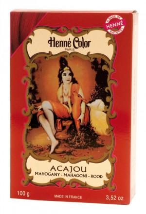 Zľava 20% na práškové henna farby na vlasy