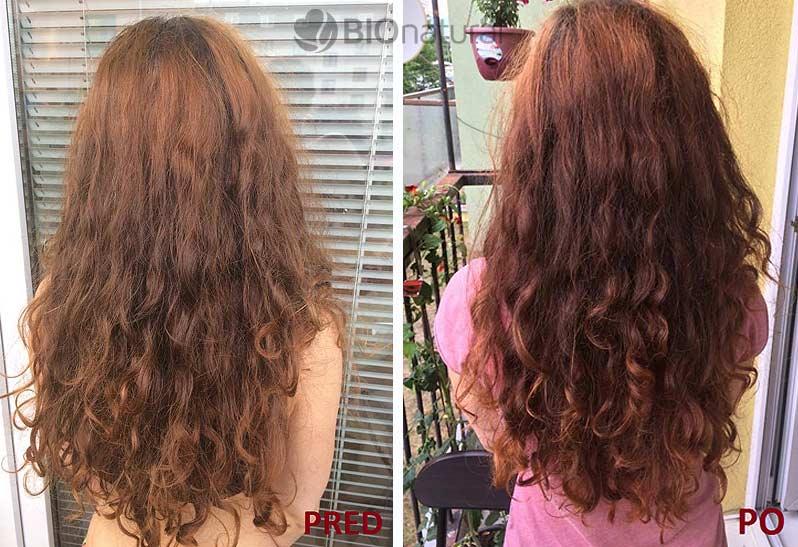 Medená henna na vlasy Henné Color Paris