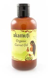 Mrkvový olej Akamuti
