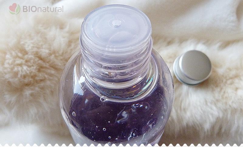Soaprhoria - levanduľové pole, sprchový gél