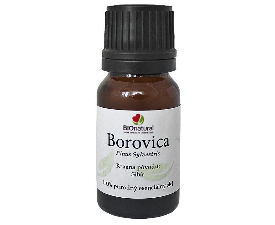 Bionatural Borovica, esenciálny olej 10 ml