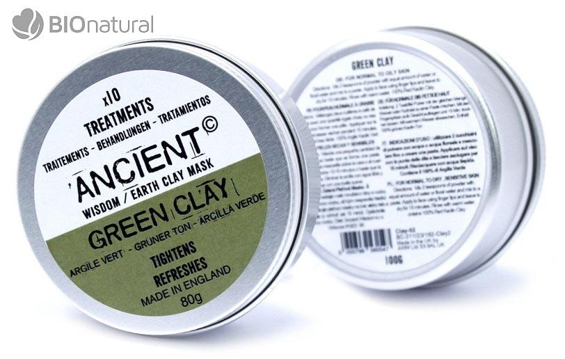 Zelený íl 80 g