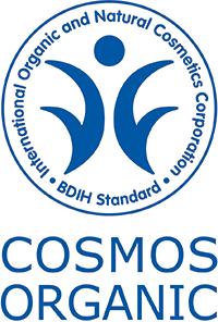 Certifikát Cosmos organic