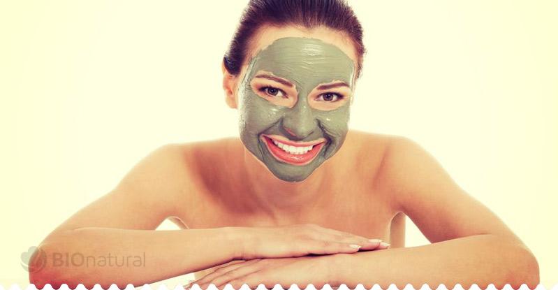Detoxikácia pleti s pomocou plaťovej masky