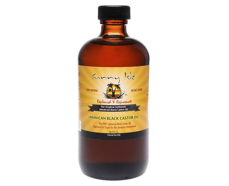 Sunny Isle Jamajský čierny ricínový olej 237 ml