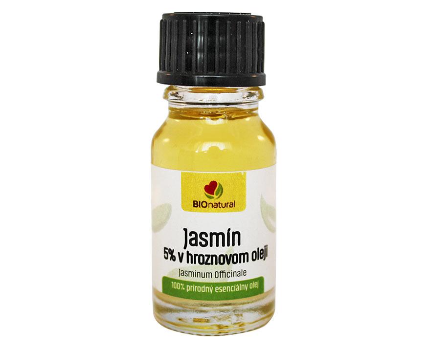 Bionatural Jasmín éterický olej 10 ml