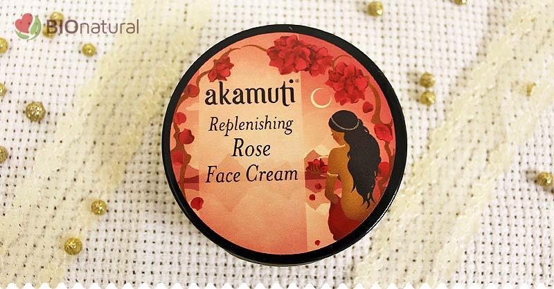 Tip na darček - Ružový pleťový krém Akamuti