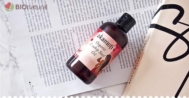 Bio šípkový olej Akamuti