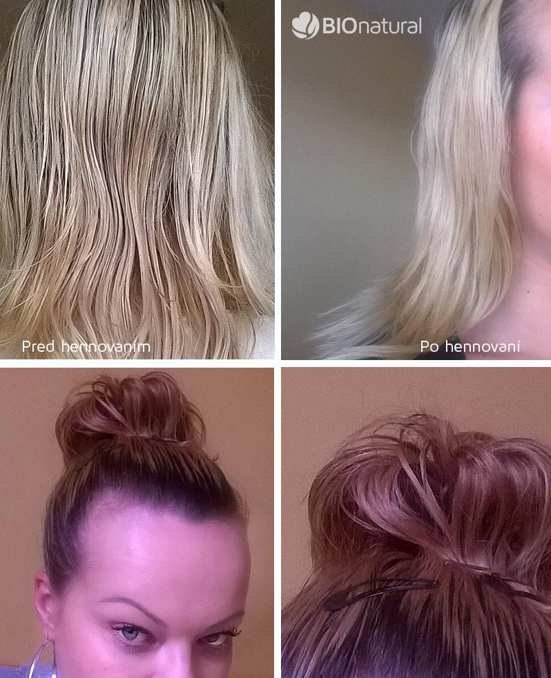 Bezfarebná neutré henna na vlasy
