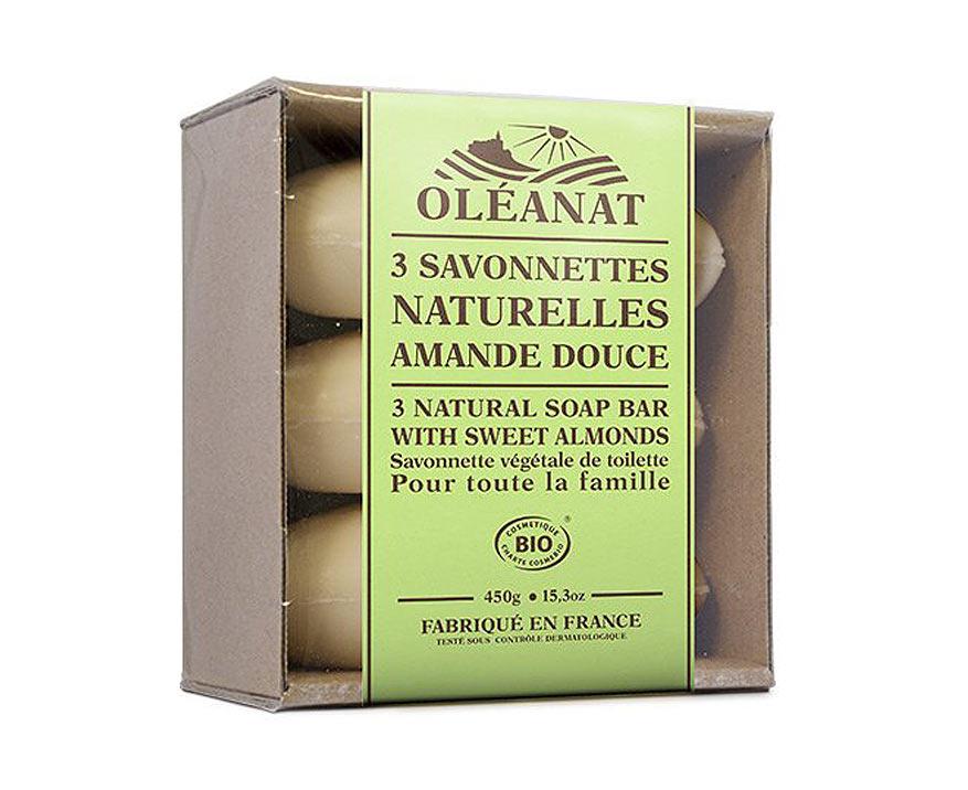 Oléanat Sada mydiel s mandľovým olejom 450 g
