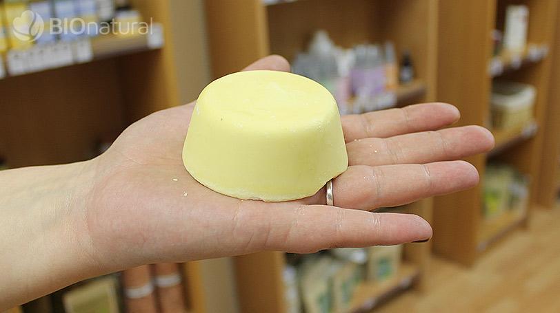 Detail bio kakaového masla Akamuti
