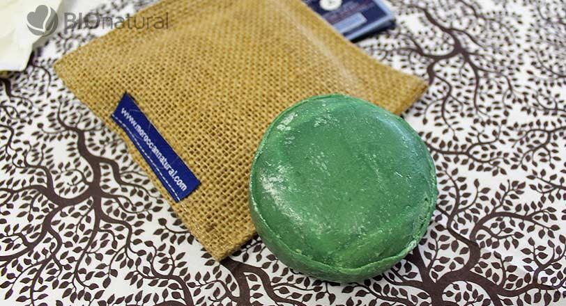 Nimbové mydlo Moroccan Natural