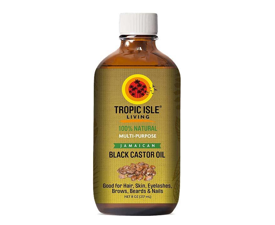 Tropic Isle Living Jamajský čierny ricínový olej 236 ml