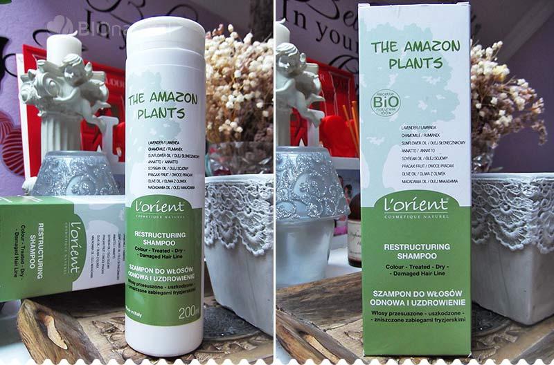 Regeneračný šampón Amazon Plants – recenzia