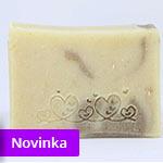 Prírodné mydlo s kozím mliekom, ovsené 100 g
