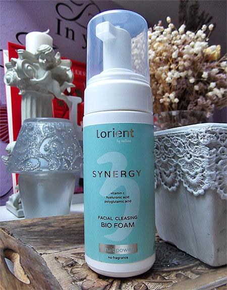 Bio čistiaca pena Synergy 150 ml
