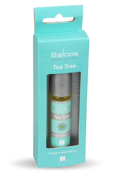 Saloos Bio aróma Tea Tree roll-on, 9 ml