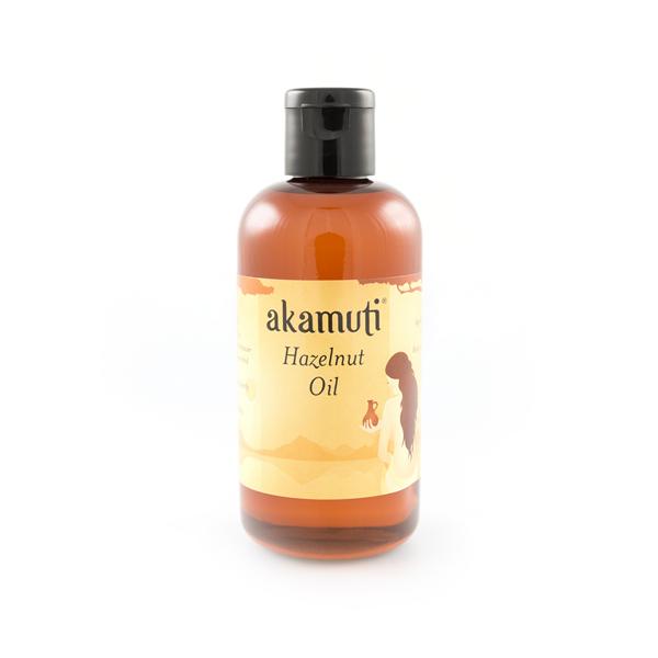 Olej z lieskových orechov