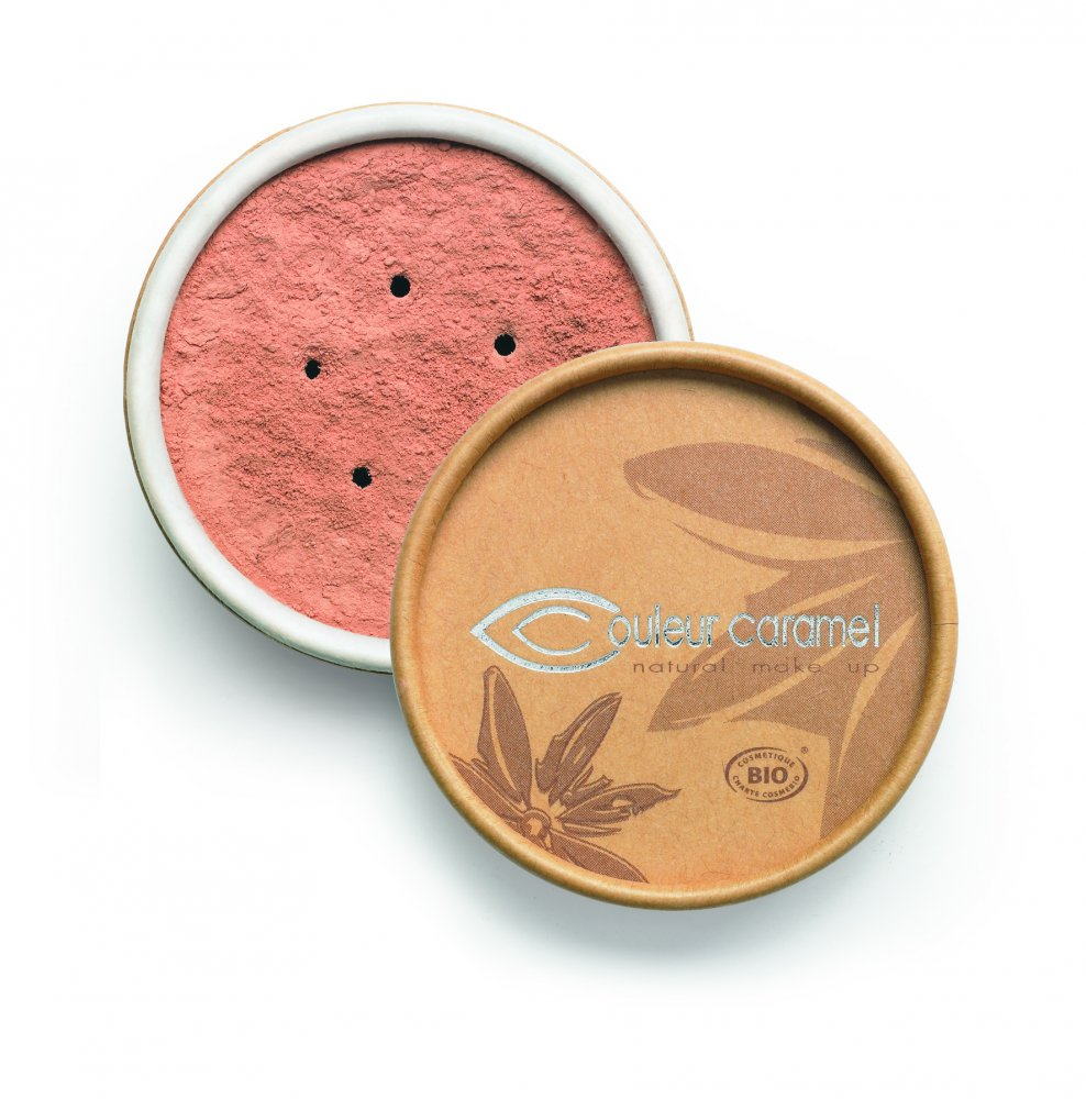 Couleur Caramel Bio minerálny make-up 6g Pink beige